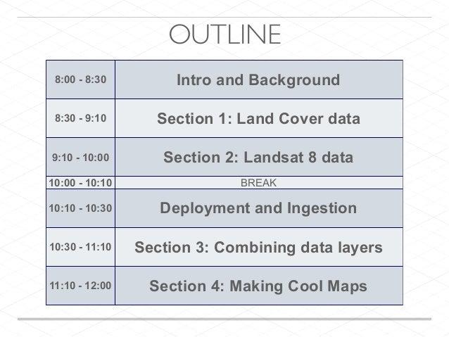 Analyzing Larger RasterData in a Jupyter Notebook with GeoPySpark on AWS - FOSS4G 2017 Workshop Slide 3