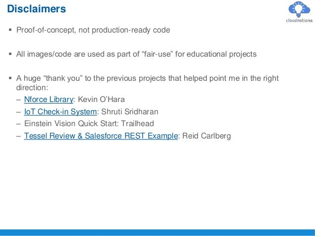 """ Proof-of-concept, not production-ready code  All images/code are used as part of """"fair-use"""" for educational projects  ..."""