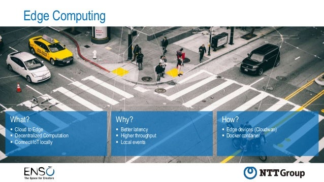 Die Zukunft des autonomen Fahrens mit Edge Computing Slide 3
