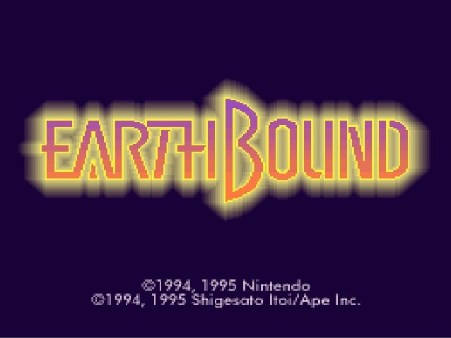 EarthBound's almost-Turing-complete text system! Slide 2