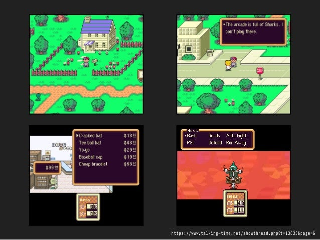 EarthBound's almost-Turing-complete text system!