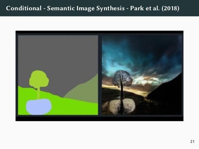 Real-world GANs • Semi-Supervised Learning (Salimans et al., 2016) • Image Generation (almost all GAN papers) • Image Capt...