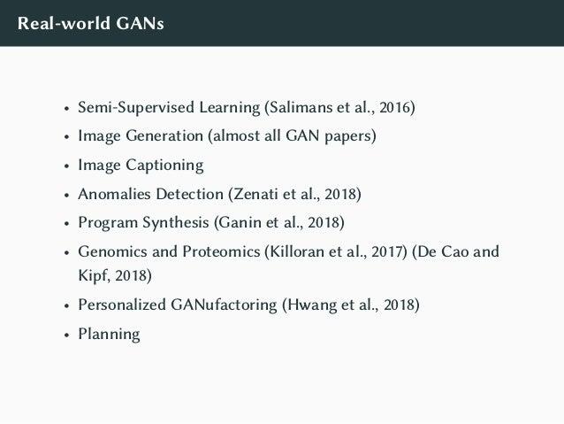 [Hwang et al. 2018] Hwang, Jyh-Jing ; Azernikov, Sergei ; Efros, Alexei A. ; Yu, Stella X.: Learning Beyond Human Expertis...