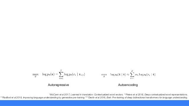 PR-175: XLNet: Generalized Autoregressive Pretraining for