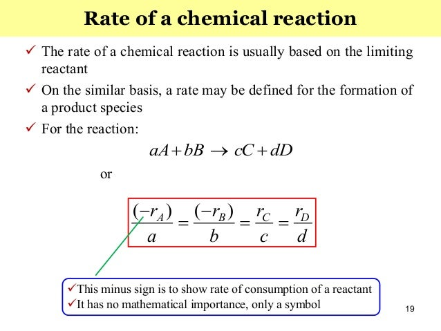 Advanced Chemical Reaction Engineering Part 1 10 Apr 2016