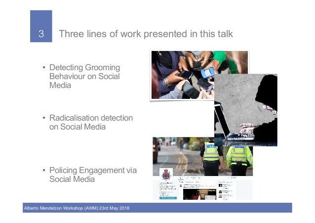 Mining Social Media Data For Policing Slide 3