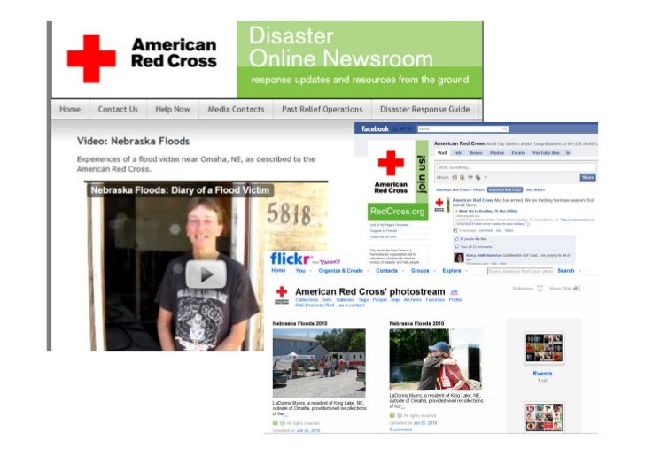 It has taken five years, but the Red Cross is slowly but surely becoming a Networked Nonprofit. They are less of Fortress ...