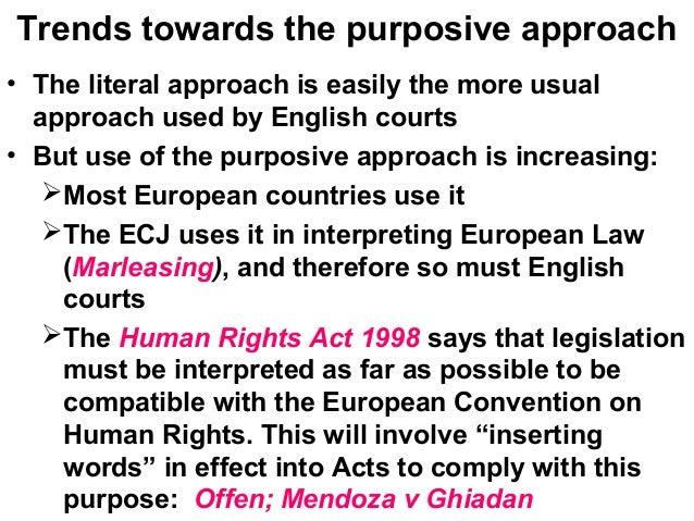human rights act 1998 and impact