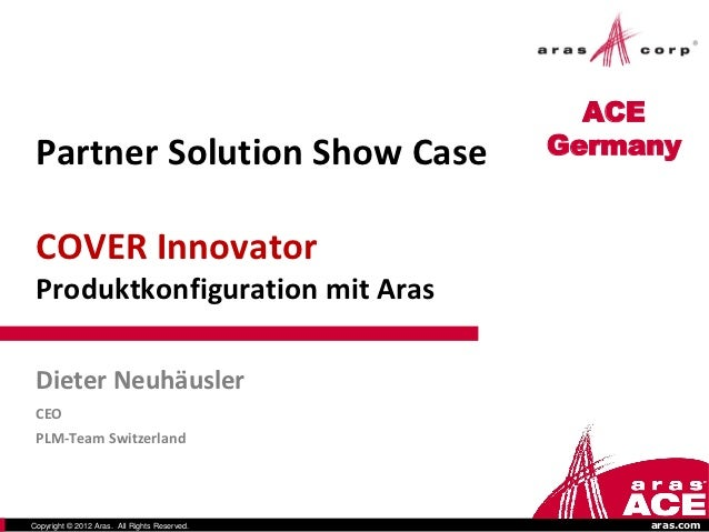 Aras Partner Solution by PLM Team Slide 2