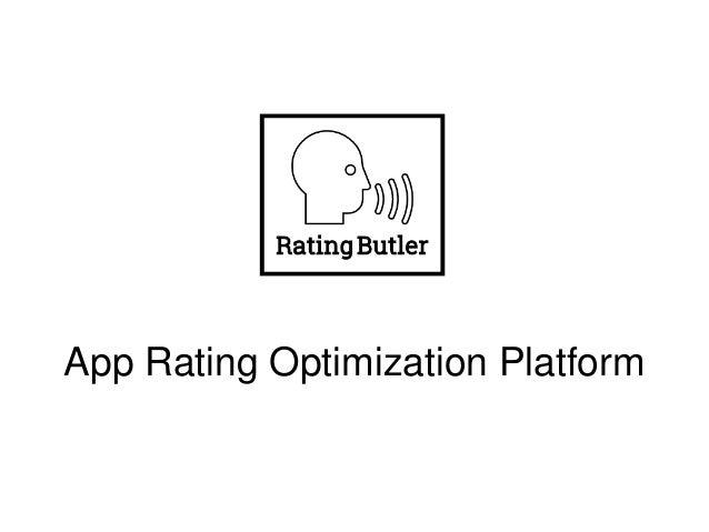App Rating Optimization Platform