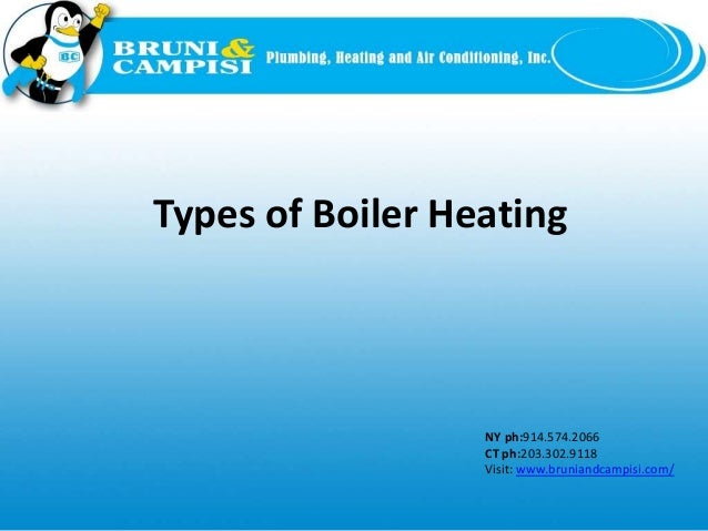 Types of boiler heating for Types of home heating