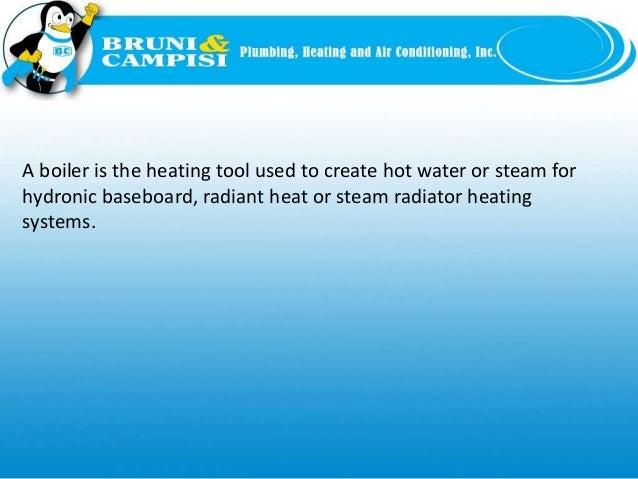 Types of Boiler Heating