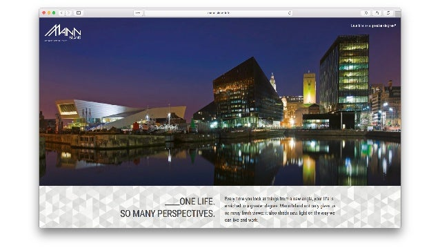 • Mann Island is on the of the largest commercial developments in the UK of recent years • On brand, the site is a show ca...