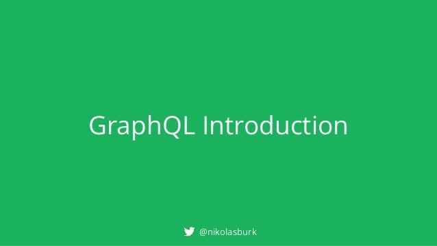 Building Serverless GraphQL Backends Slide 4