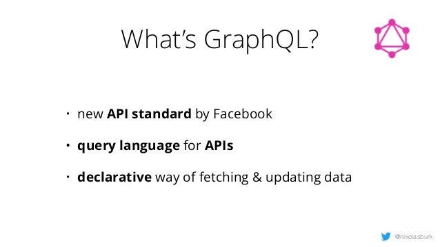 Building Serverless GraphQL Backends Slide 5