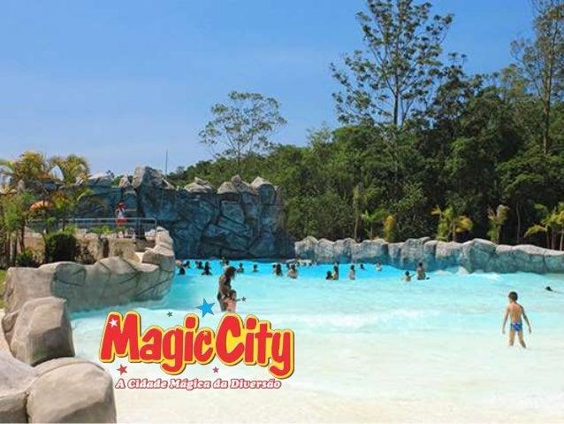 Missão O Magic City tem como missão colocar um sorriso no rosto de cada criança e adulto.