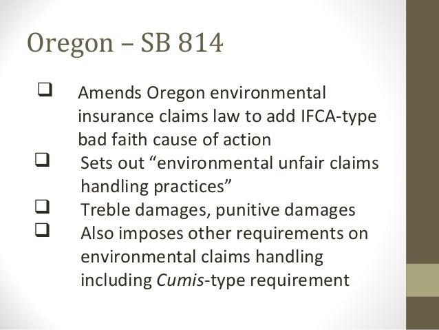 insurance bad faith mandatory settlement conference brief template  Bad Faith Insurance Law Overview, Oregon Alaska Idaho Montana