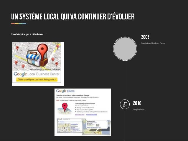 Référencement Local (SEO Local) - Queduweb 2016