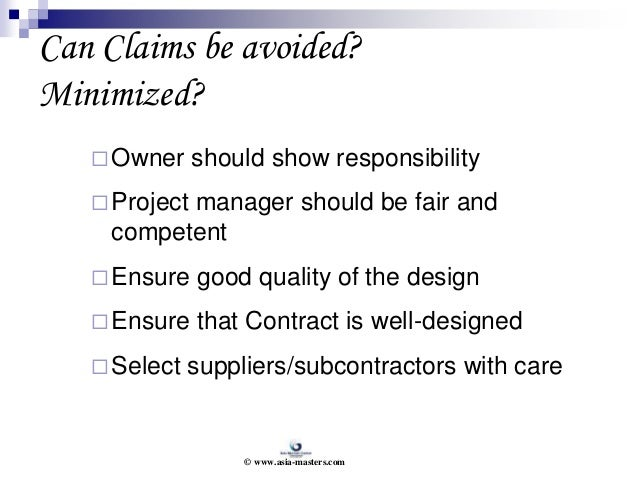 Claims And Counterclaims Preparation Analysis Assessment And Succes