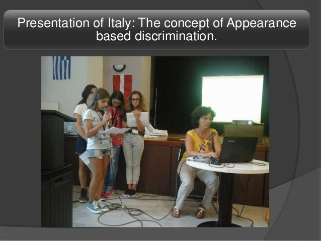 workplace discrimination based on augmented appearance Professionalism should not be based on appearance  although the idea of  appearance discrimination in the workplace is unfair, it is very.