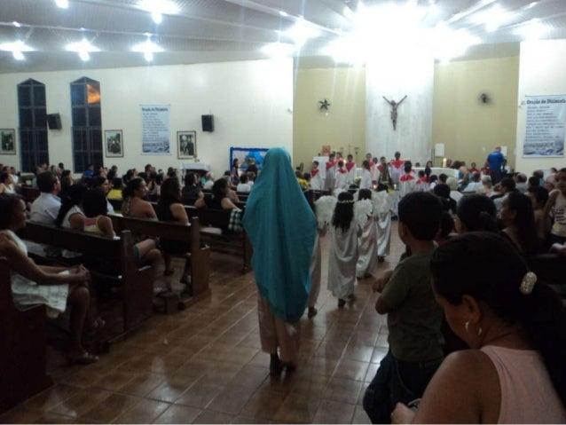 Slide sacramento da comunhão