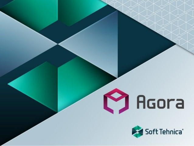 AgoraDMS Sistem integrat de: managementul documentelor organizarea fluxurilor de lucru registratură electronică