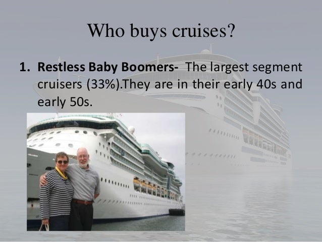 Selling And Pricing Cruises - Baby on cruise ship