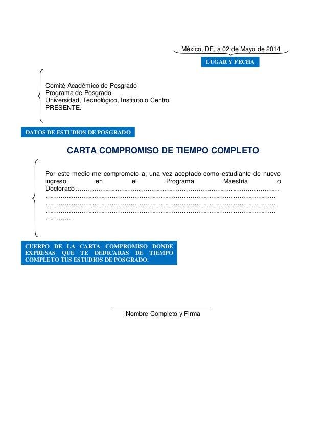 México, DF, a 02 de Mayo de 2014 Comité Académico de Posgrado Programa de Posgrado Universidad, Tecnológico, Instituto o C...