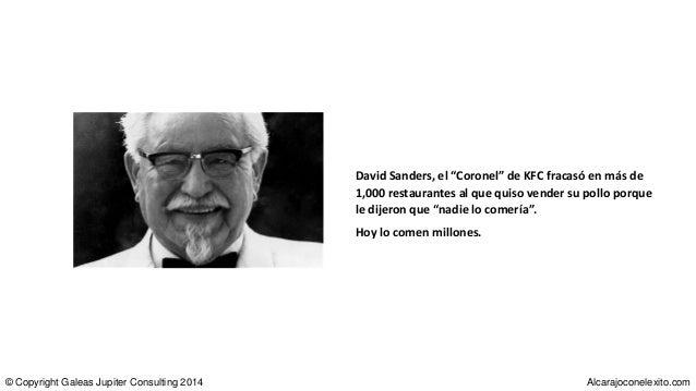 """David Sanders, el """"Coronel"""" de KFC fracasó en más de 1,000 restaurantes al que quiso vender su pollo porque le dijeron que..."""