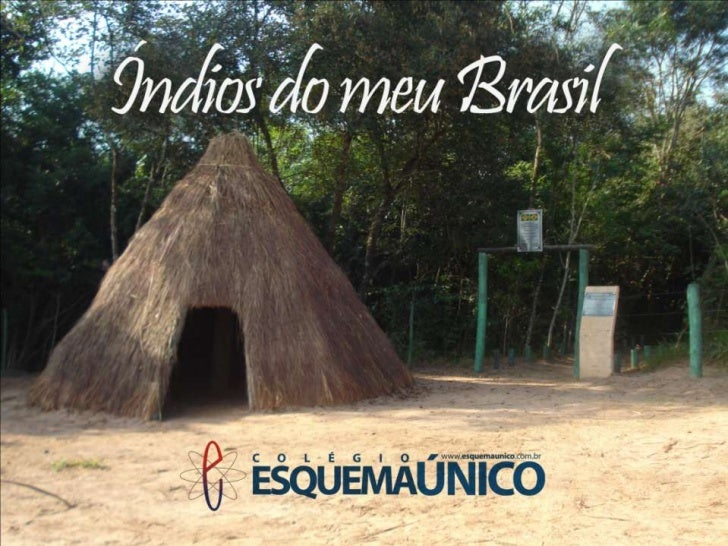 Colégio Esquema Único - Projeto Índios do Meu Brasil