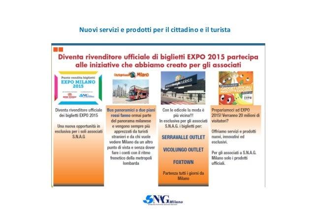 Nuovi servizi e prodotti per il cittadino e il turista