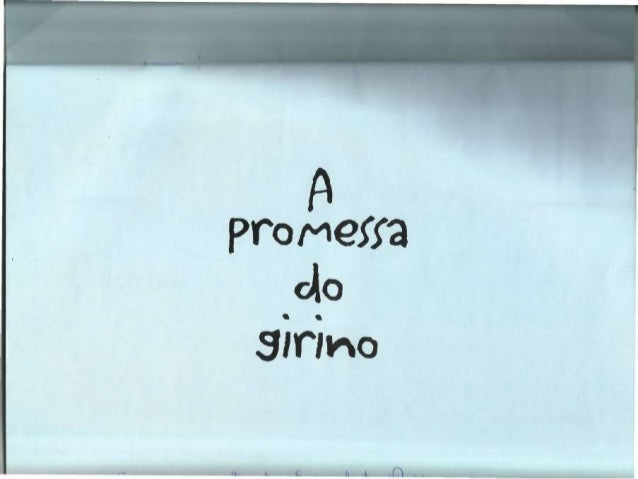 Slides a promessa_do_girino