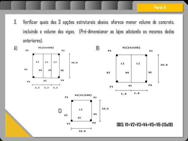 Análise de concreto moldado in loco  fôrma de alumínio 6