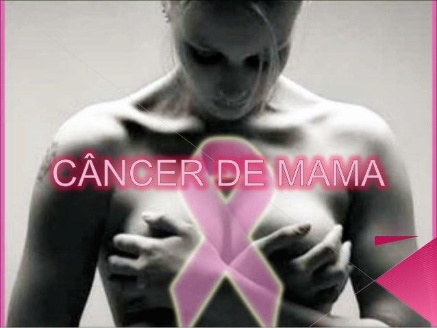 O que é câncer de mama? O câncer de mama é uma doença que ocorre devido à perda da capacidade das células de limitar e con...
