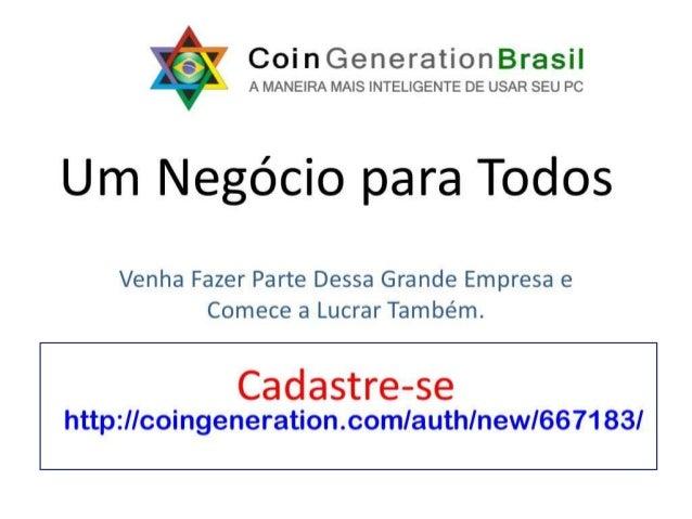 Digital Generation Brasil - Apresentação atualizada 2014