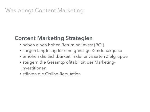 Content Marketing Basics Slide 3
