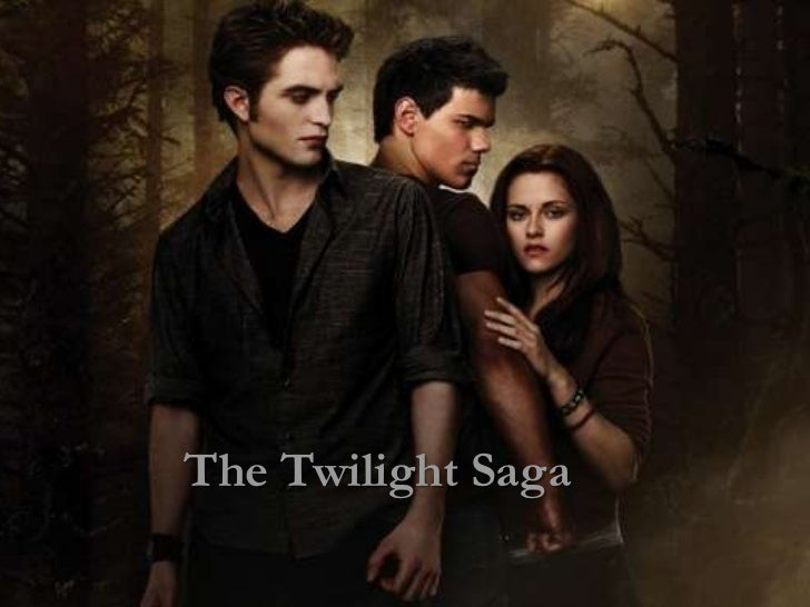 The Twilight Saga<br />