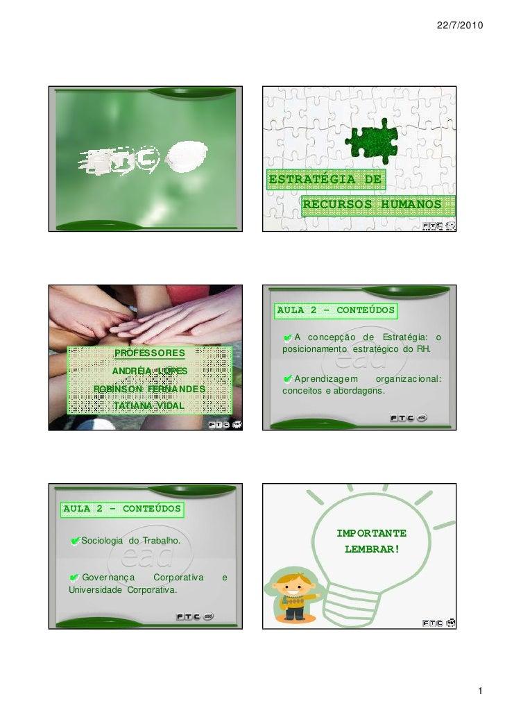 Slides da aula_02_estratégias_de_rh_adm_c9