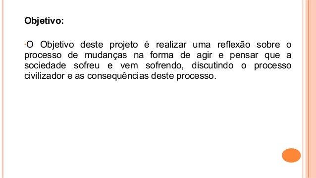  A desigualdade presente no Brasil é uma das maiores do mundo, todo dia vemos ou ouvimos falar em: violência, moradores d...