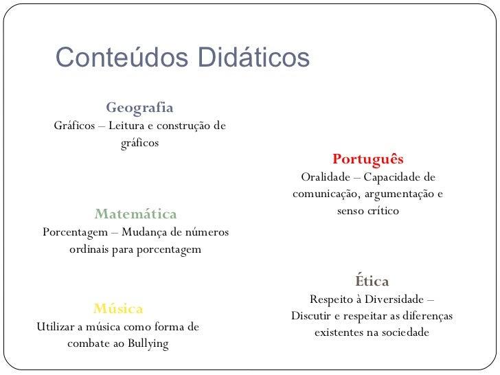Conteúdos Didáticos             Geografia   Gráficos – Leitura e construção de                gráficos                    ...
