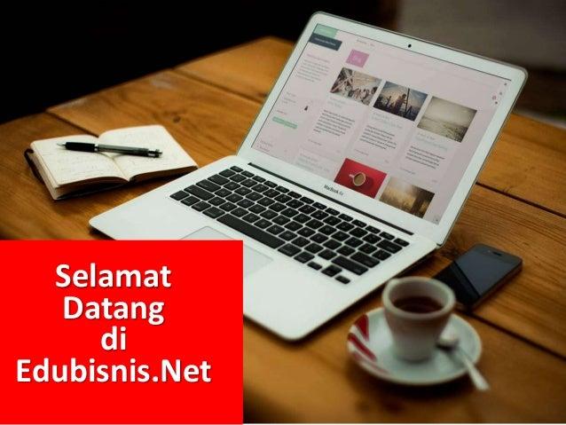 Selamat Datang di Edubisnis.Net