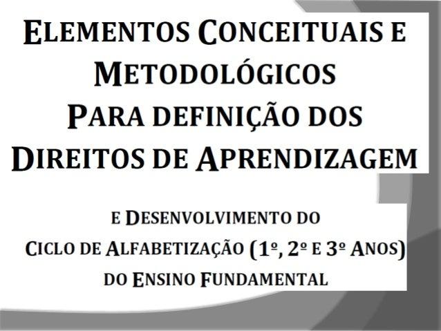 Introdução ,,  MEC, 2012  Alfabetização na idade certa e para todos  Alfabetizar / letrar todas as crianças até 8 anos ...