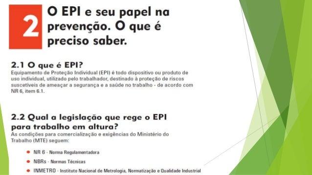 EPI – Trabalho em Altura (NR 35) 62cdd9af94