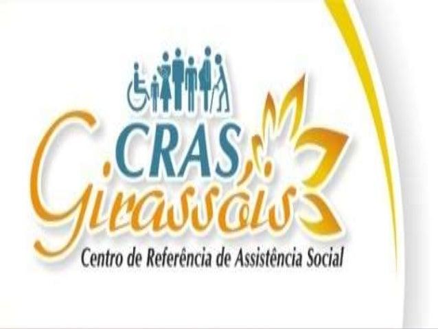 O que é o CRAS? É uma unidade publica estatal descentralizada responsável pela oferta de serviços continuados de proteção ...