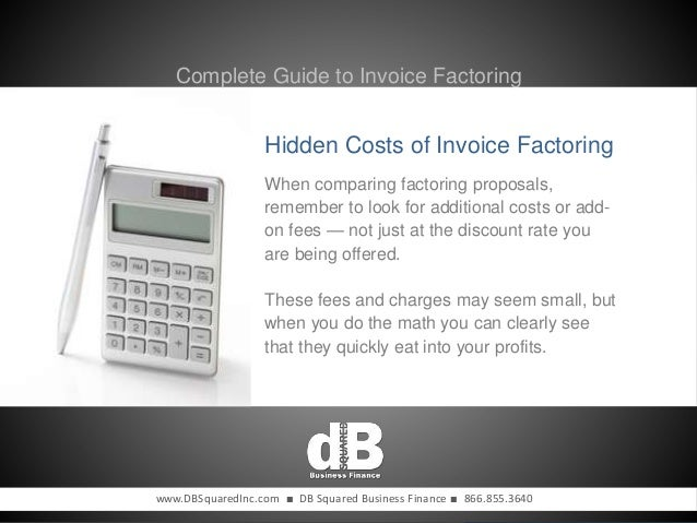 How Small Businesses Can Reduce Risk With Invoice Factoring
