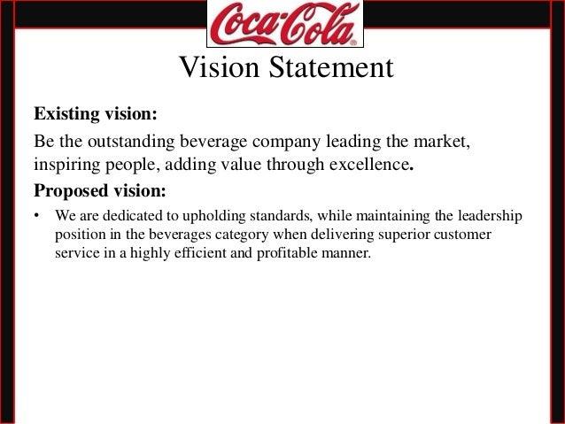 PepsiCo's Vision Statement & Mission Statement Analysis