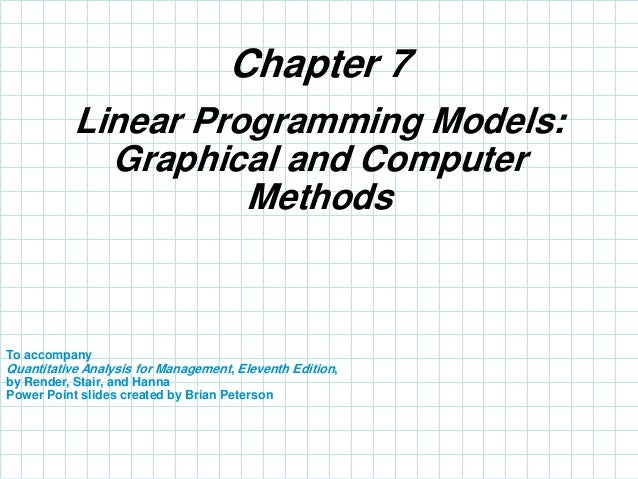 Slides for ch07
