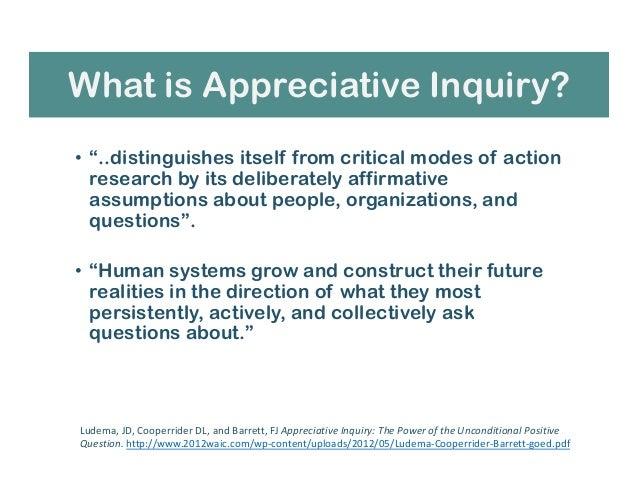 appreciative inquiry handbook cooperrider pdf