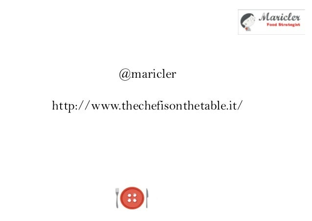 @mariclerhttp://www.thechefisonthetable.it/