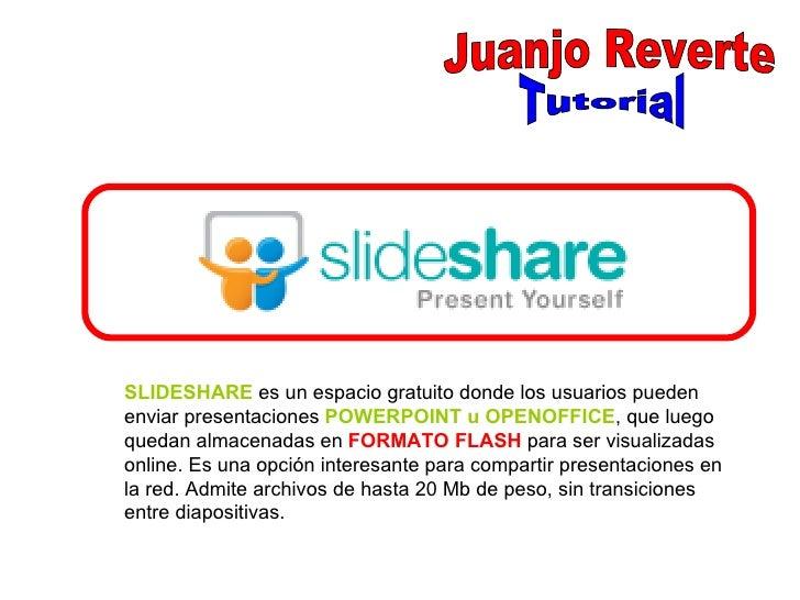 Slideshare Slide 1